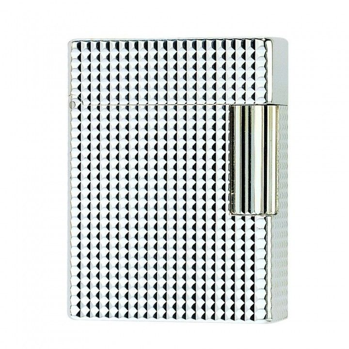 Ligne 1 Silver Diamond Head 1,5mm small size #Lighter #Dupont