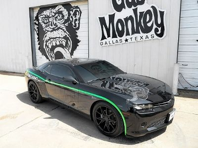 gas monkey 2015 chevy camaro chevy camaro pinterest. Black Bedroom Furniture Sets. Home Design Ideas