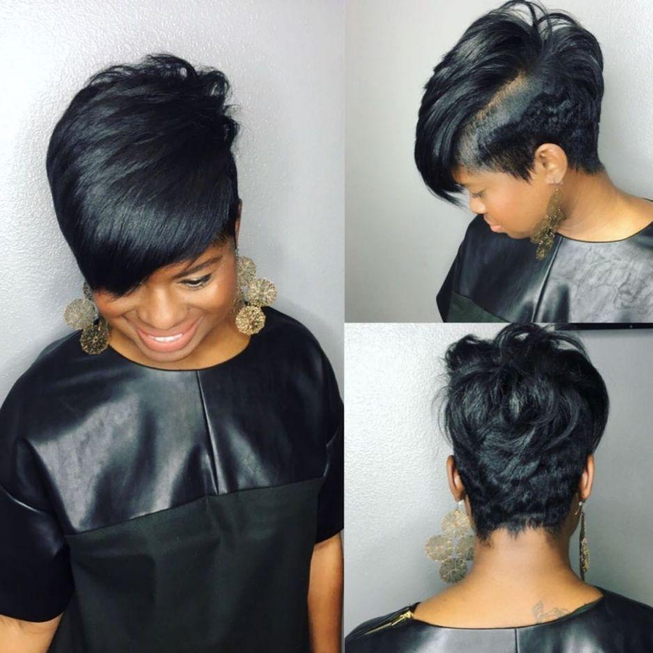 Pin On Flat Iron Short Hair