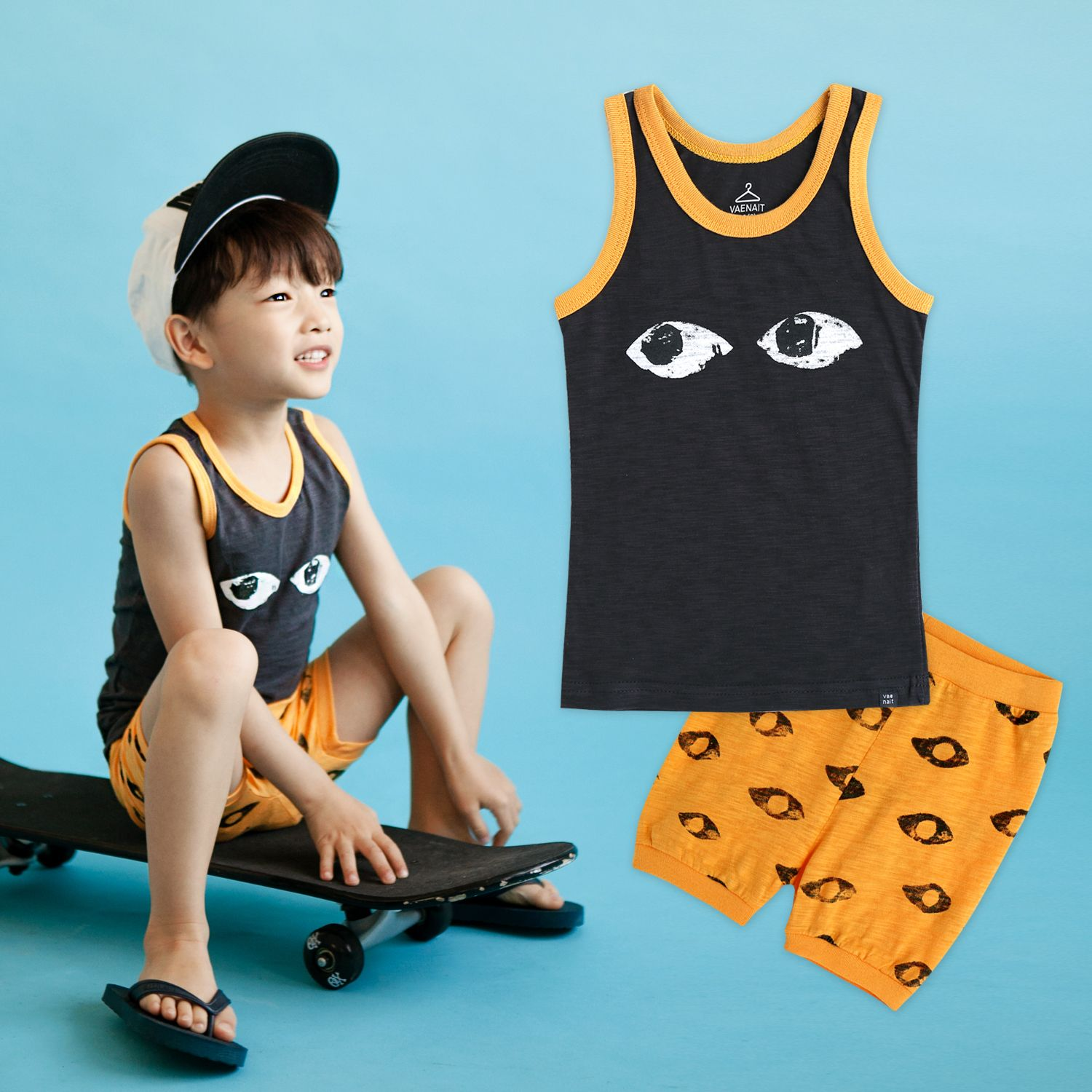 7a376fa00db5 Vaenait Baby Infant Kids Boy Short Pajama set Outfit Clothes