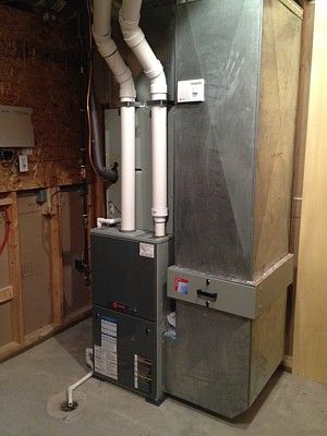 Pvc Pipes You Can Use For High Efficiency Furnaces High Efficiency Furnace Furnace Furnace Troubleshooting