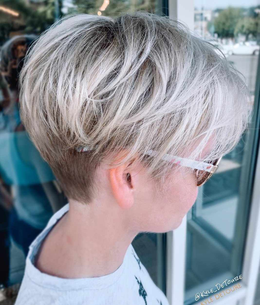 30+ Pinterest coiffure courte 2019 inspiration