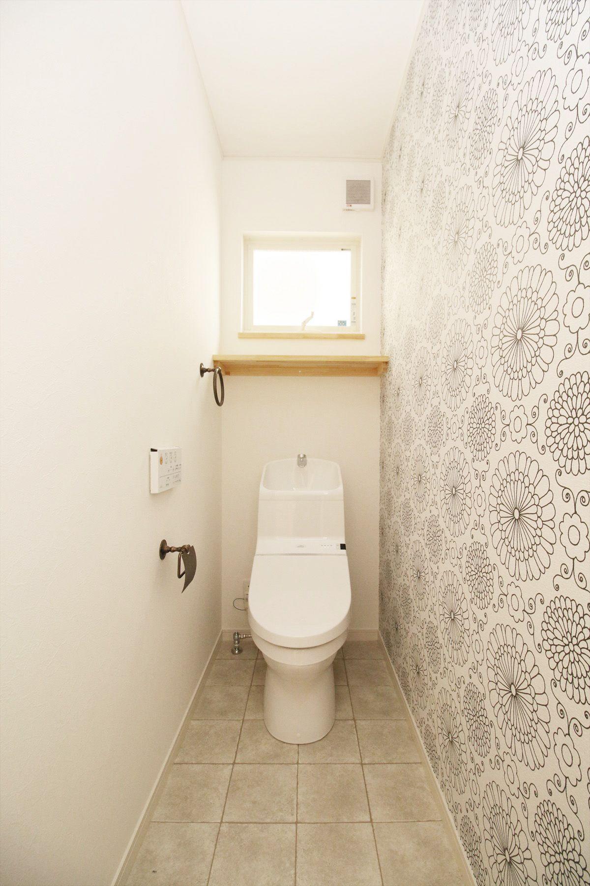 トイレ/サニタリー/注文住宅/インテリア/ジャストの家/toilet/restroom ...