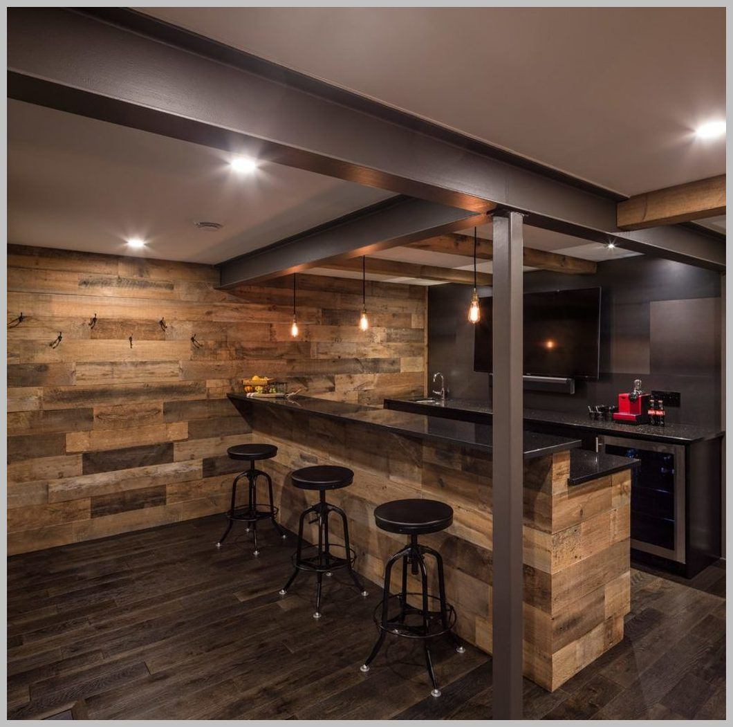 Home Design Basement Ideas: Wine Bar Furniture Advice