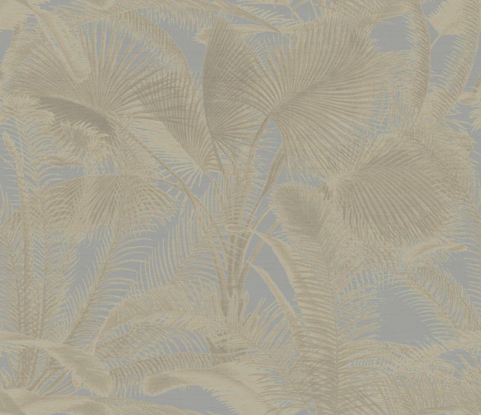 Carta Da Parati Giorgio Armani.Armani Casa Wallcoverings Armani Wallpaper Palm Wallpaper Green Floral Wallpaper