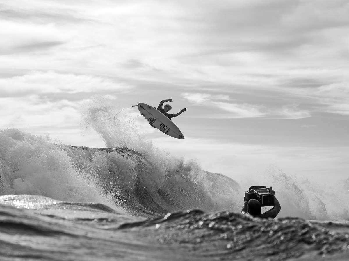 Saved: The Tech Behind The Greatest Surfing Film Ever Made