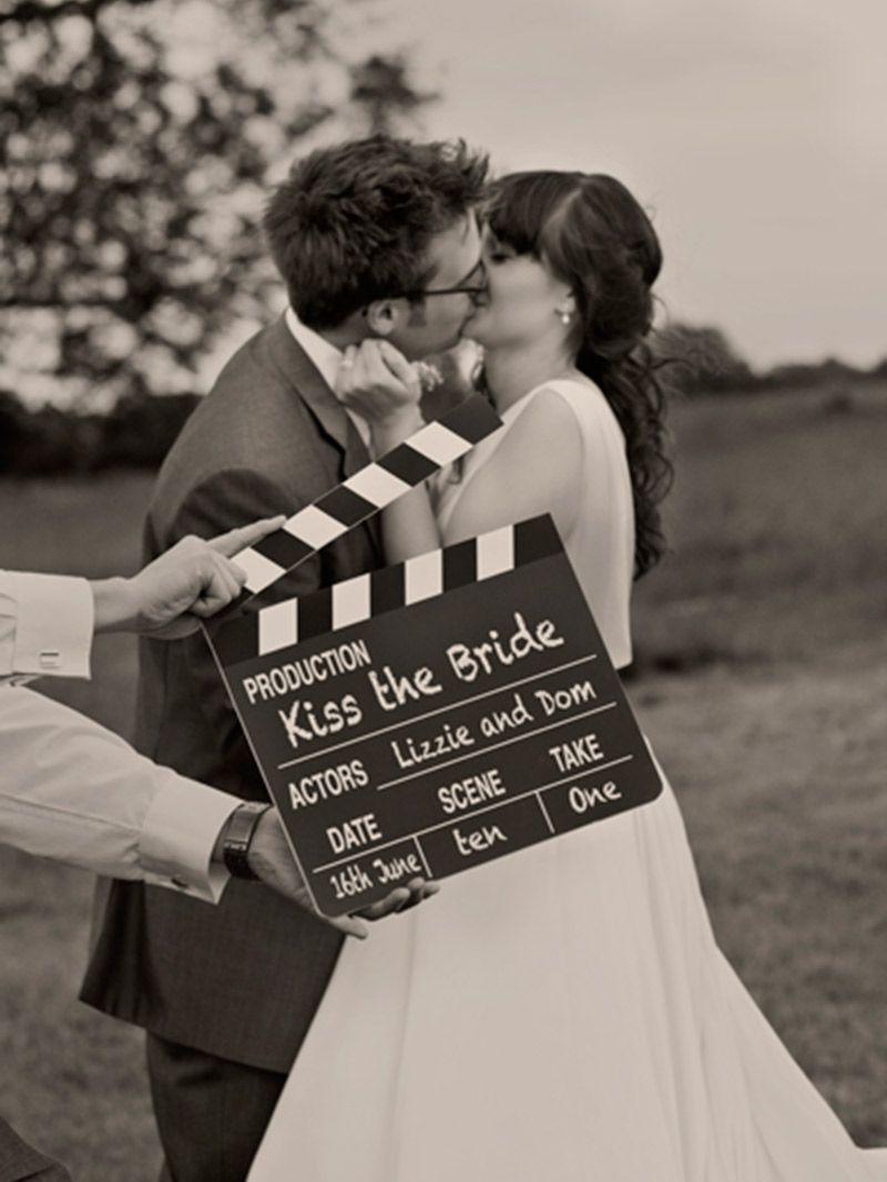Seu casamento na sala de cinema