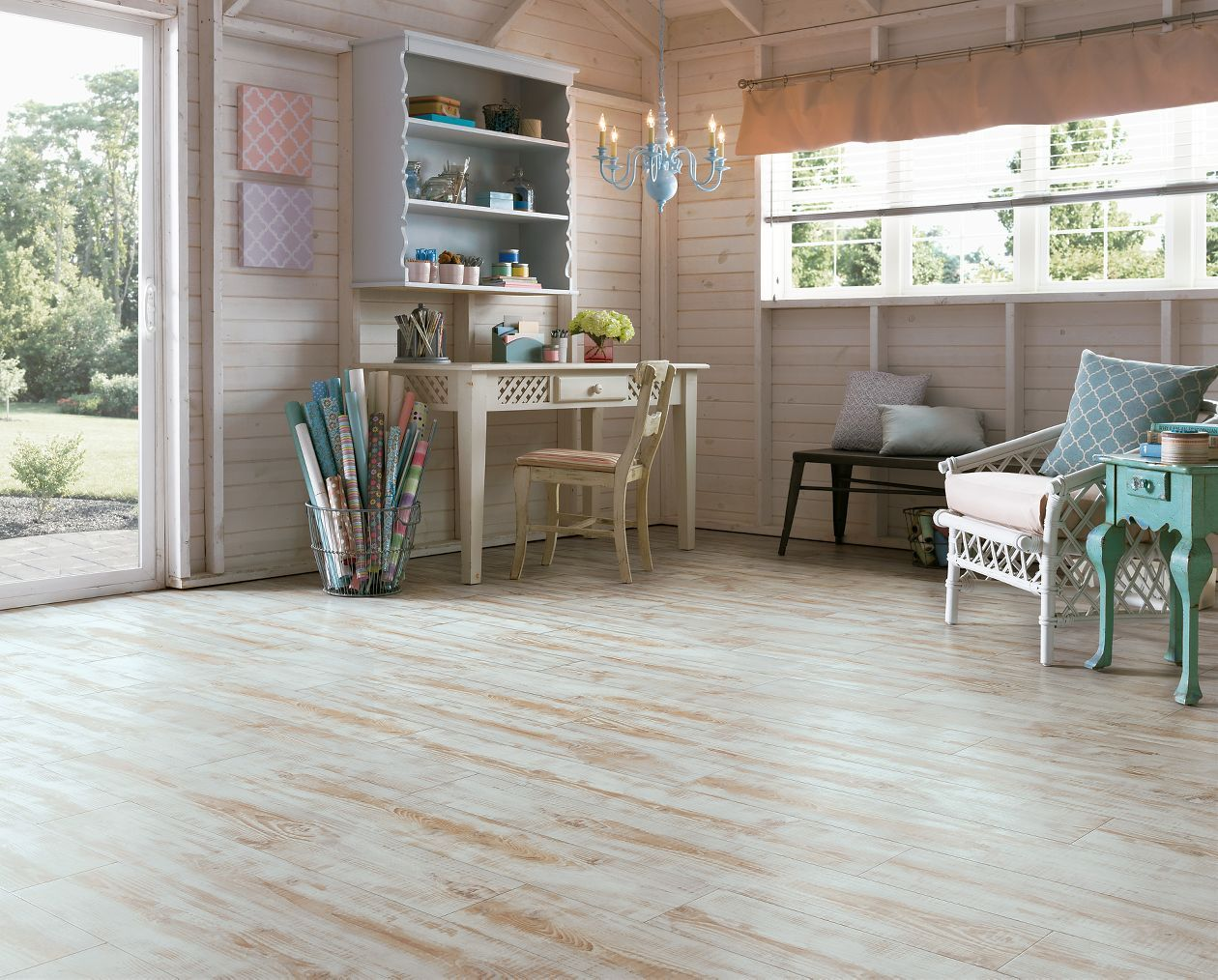 Armstrong Painted Pine - Whitewashed | Room in Mountain ... on linoleum kitchen flooring ideas, armstrong vinyl flooring, armstrong tile flooring, vinyl flooring kitchen ideas, tile flooring kitchen ideas,