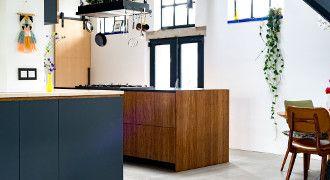 Afzuigkap Op Maat : Keuken op maat door nieuwamsterdamsontwerp.nl keuken eiland