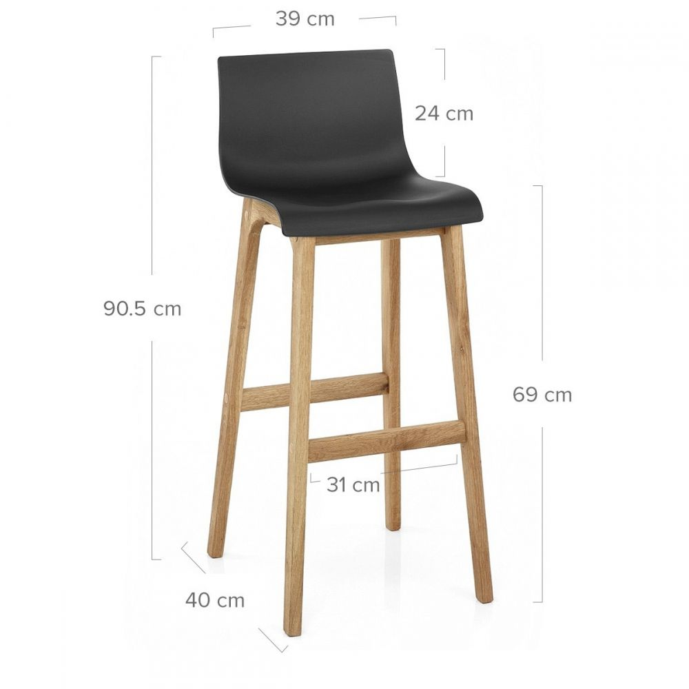 Tabouret De Bar Resine Bois Drift Chaise Bar Tabouret
