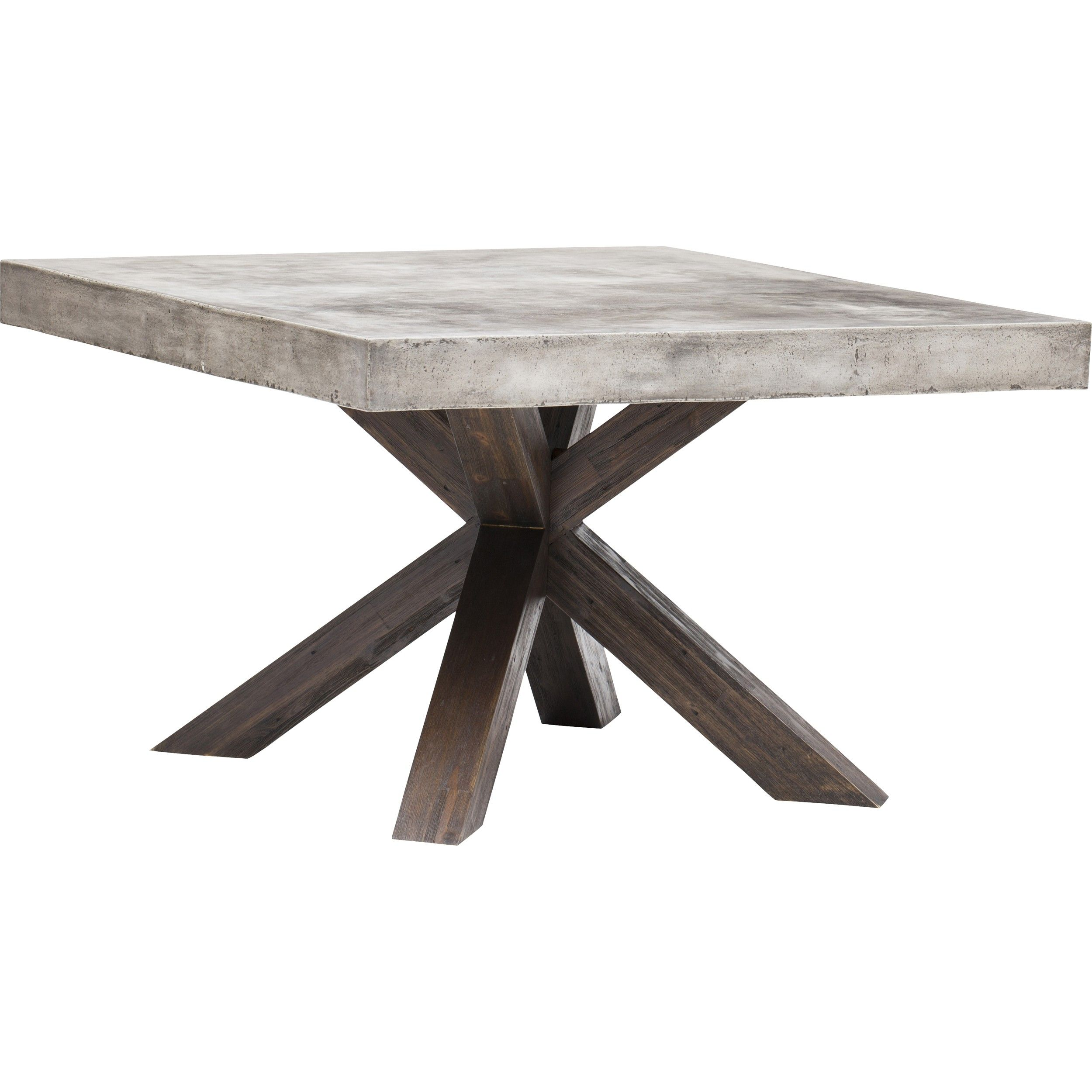 Square Dining Table With Bench: Warwick Square Dining Table