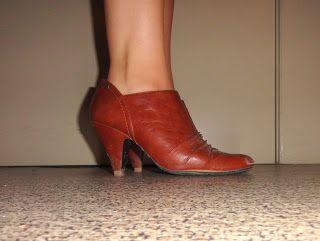 Clothes & Dreams: I'm an apple shoes