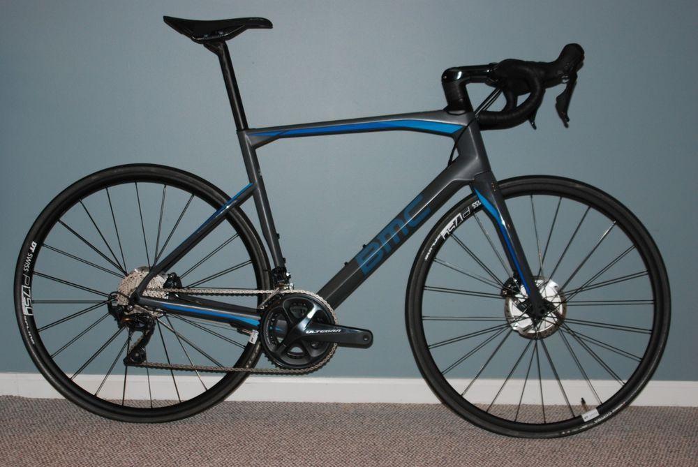 da0c142904d New BMC Road Machine 01 Four Disc Shimano Ultegra Road Cycling Bike size 56