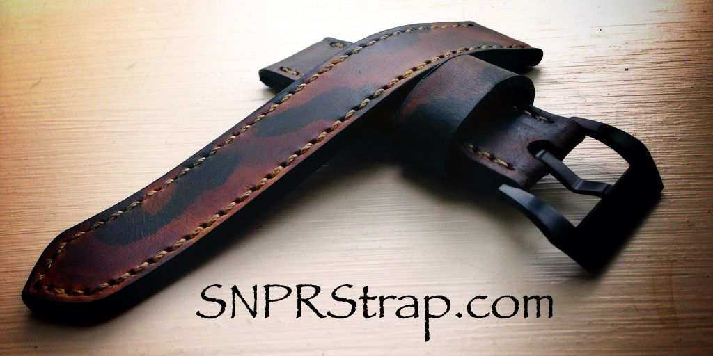 Camo Strap From SNPRStrap