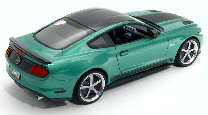 2016 Mustang Mach 1 Render