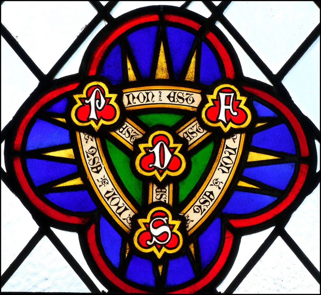 catholic holy trinity symbol