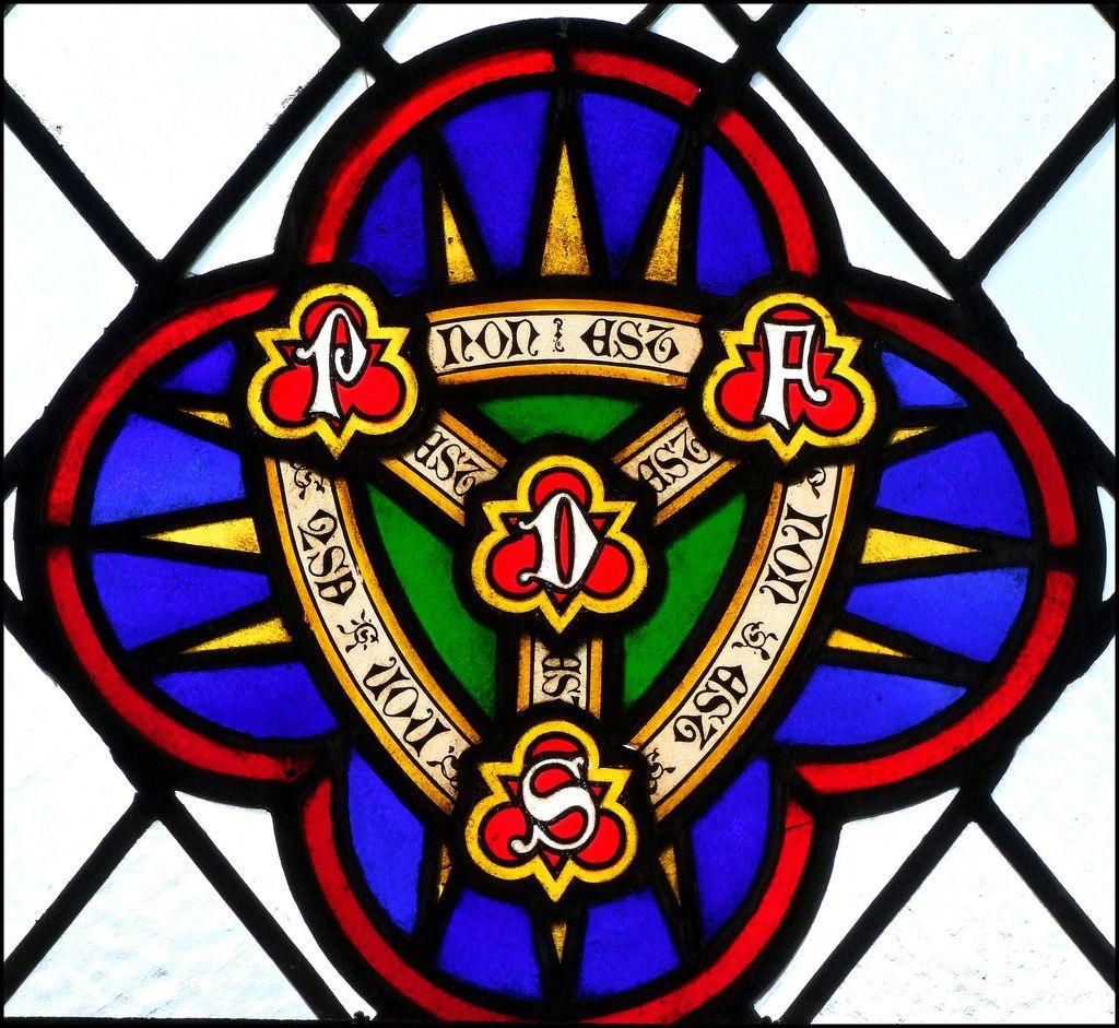 Catholic holy trinity symbol the holy trinity symbols catholic holy trinity symbol biocorpaavc Image collections