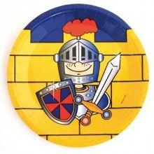 déco anniversaire chevalier