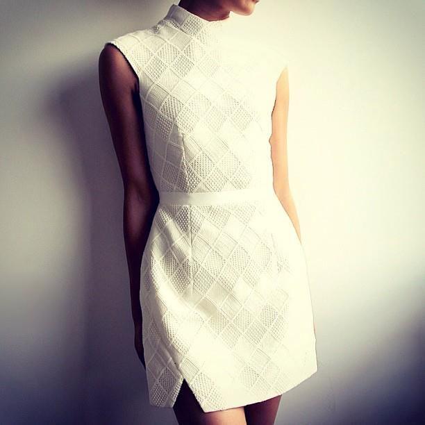 'Back to Paris Mini Dress'