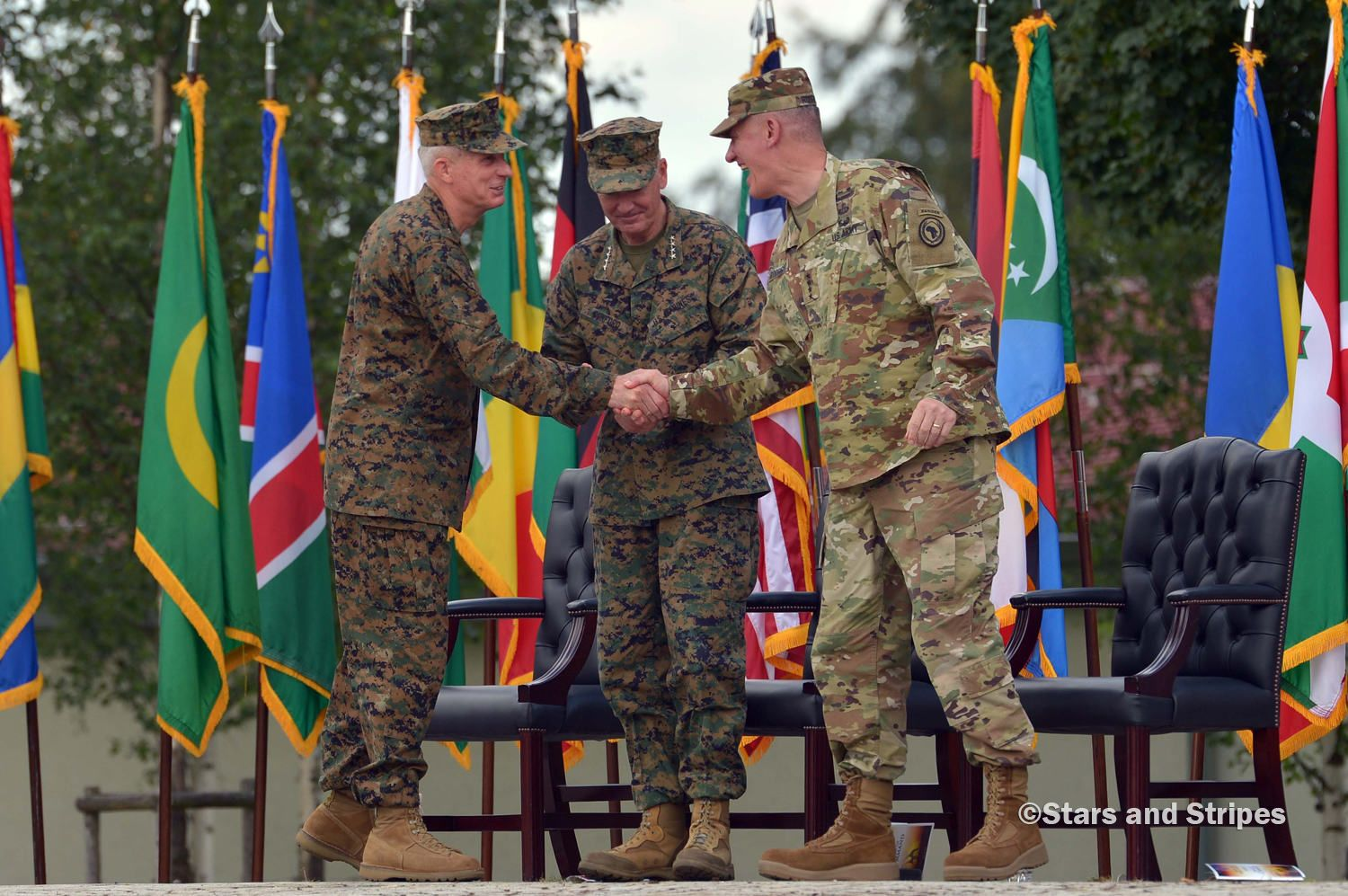 AFRICOM under new command faces complex threat environment ...
