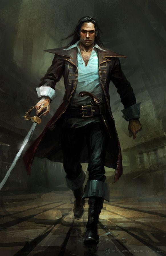 pirate by GoranBukvic