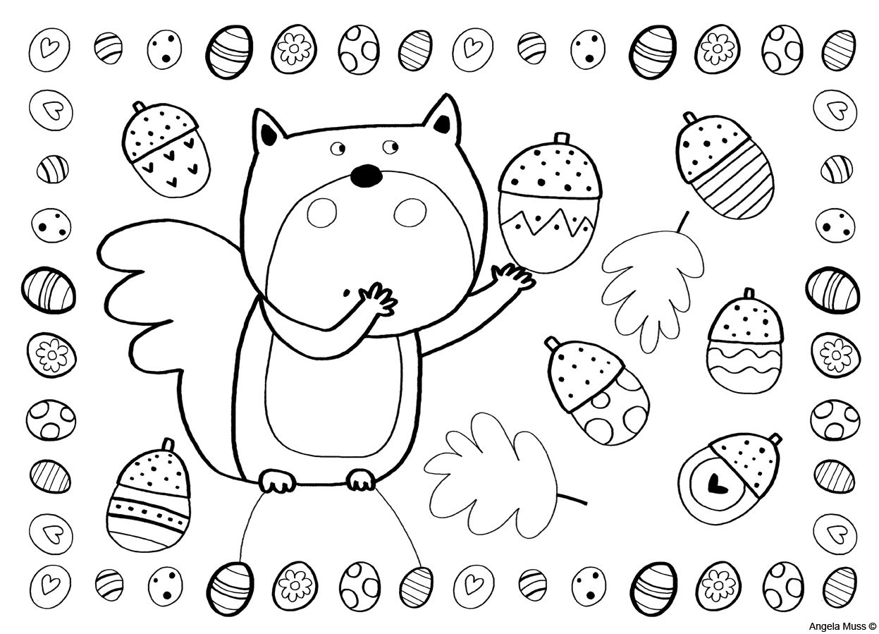 Wielkanoc Coloring Pages Character Fictional Characters