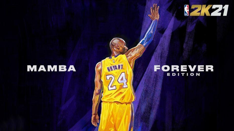 Nba 2k21 Mamba Forever Edition Cover Star Kobe Bryant And Release Date Revealed In 2020 Kobe Bryant Nba News Kobe