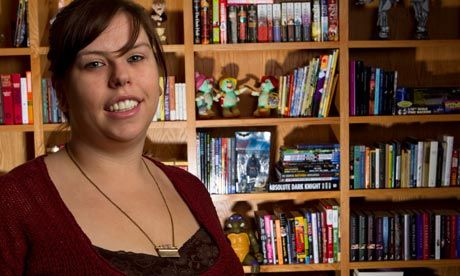 She's 27, was broke, and in desperation made millions in self-publishing. / via The Guardian