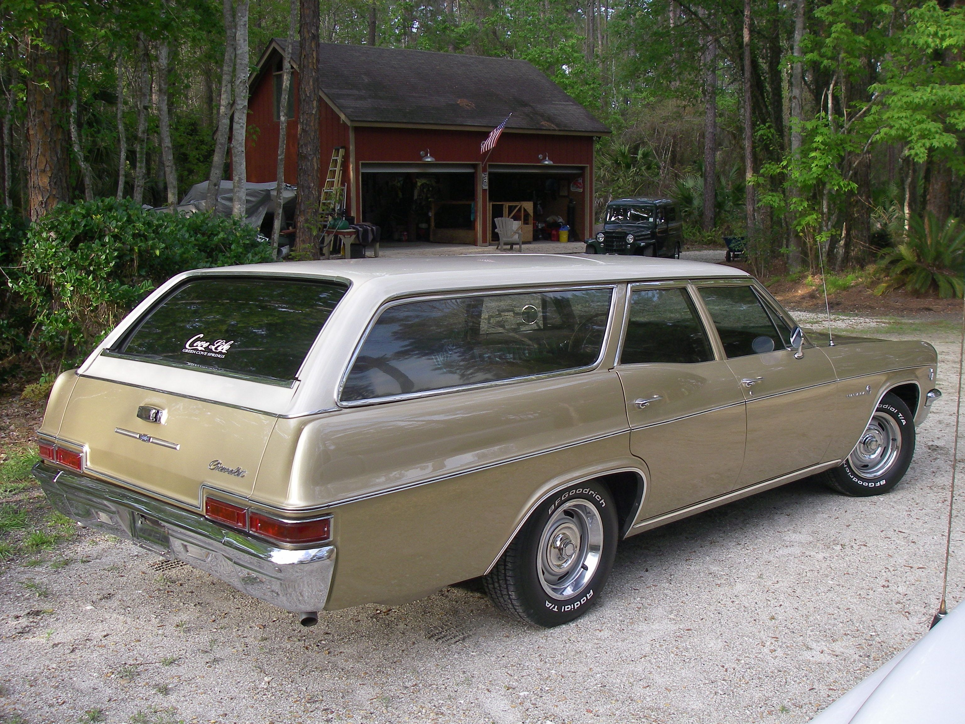 1966 Chevrolet Impala station wagon | My Favorite Great Cars Of ...