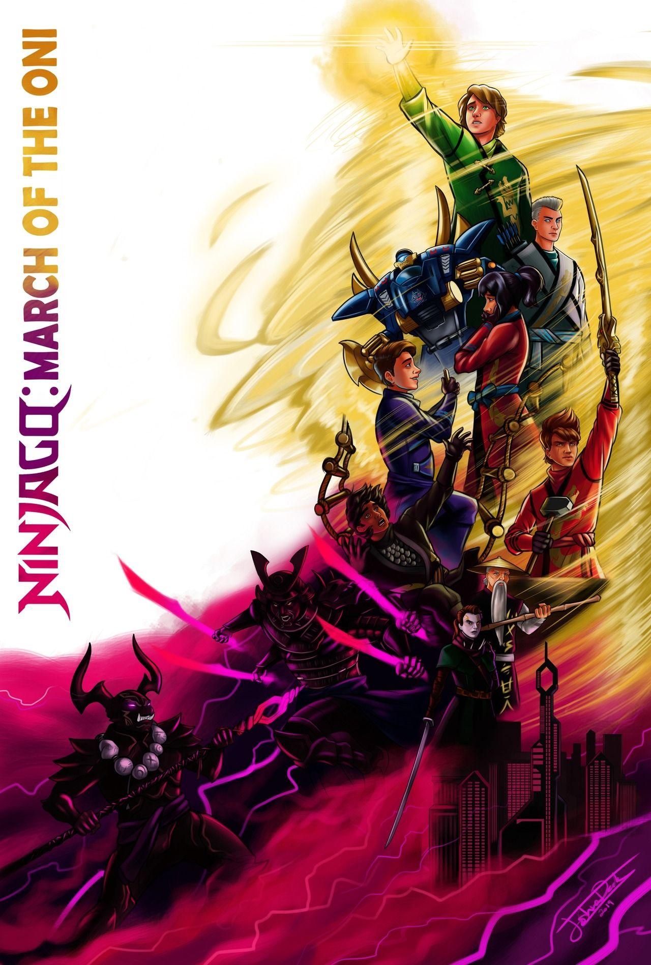 Daily Ninjago Ninjago Lego ninjago, Lego ninjago movie