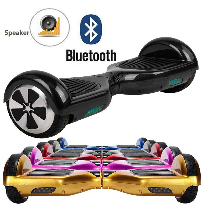 Best Segway Alternative Self Balancing Electric Hoverboard Oyourdeal Hoverboard Smart Balance Wheel Electric Skateboard