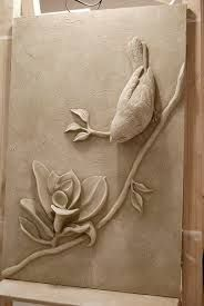 Image Result For How To Make Plaster Or Clay Relief Work Plaster Wall Art Clay Wall Art Plaster Art