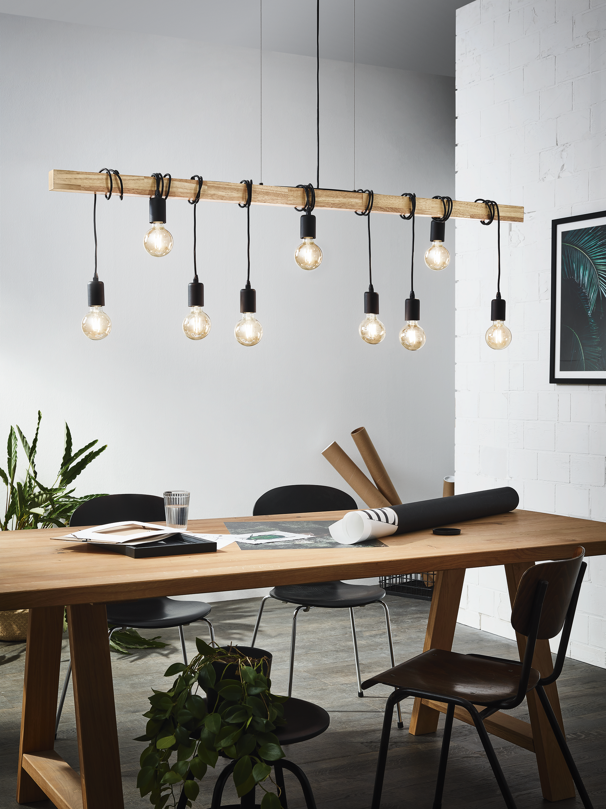 Just Hang Out Interior Lighting Vintage Pendant Lighting Eglo