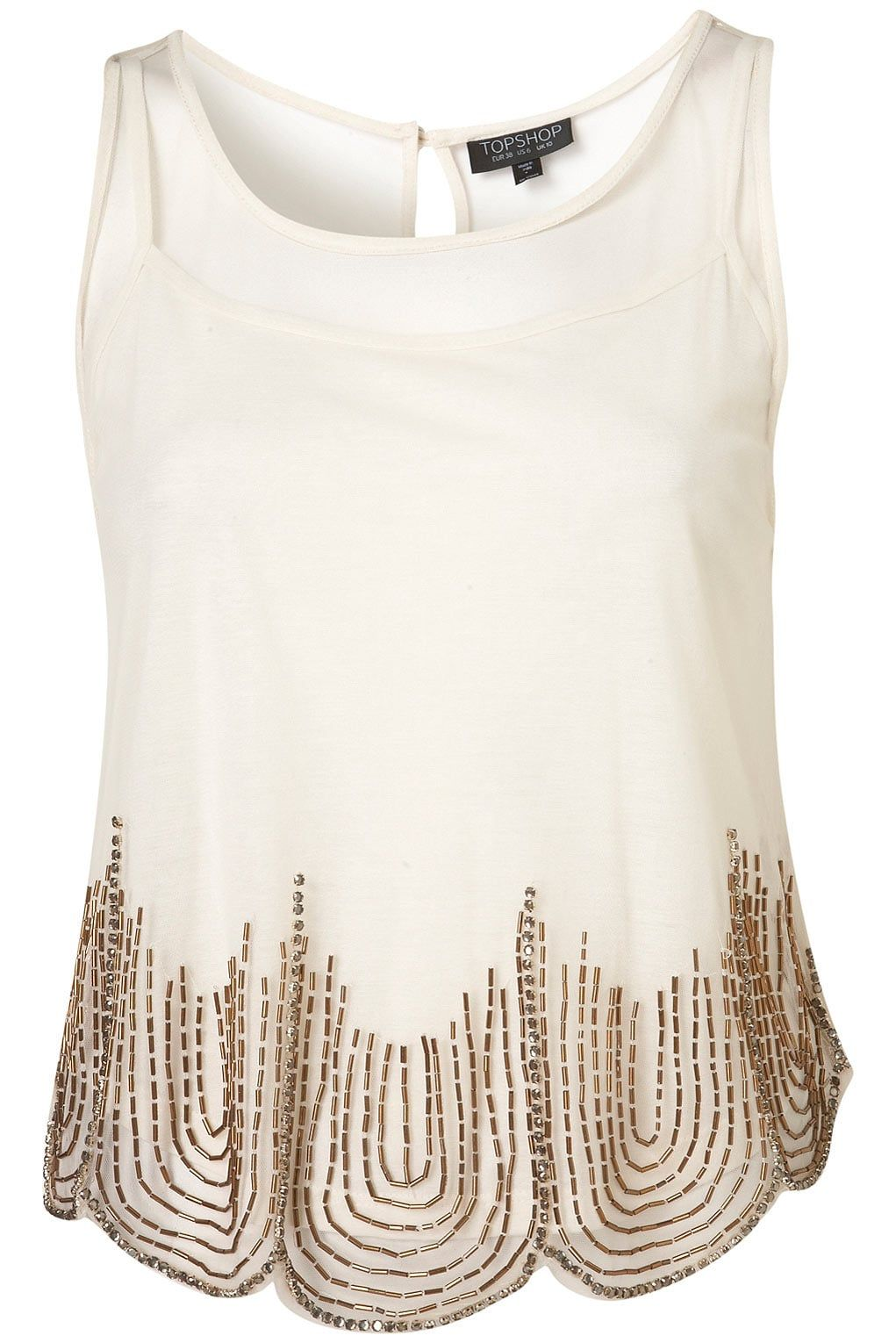Shop Beaded Tops For Party Season Embellished Top Casual Dresses Beaded Top
