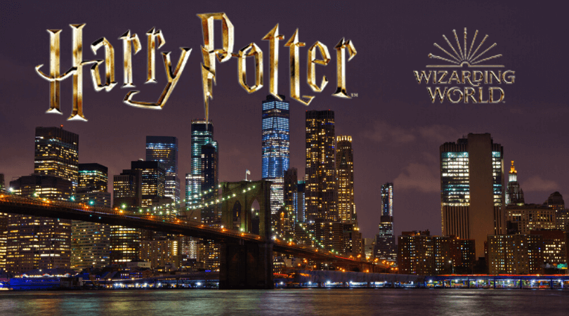 Breaking First Ever Harry Potter Flagship Store To Open In New York City This Summer Inside The Magic New York City Harry Potter City