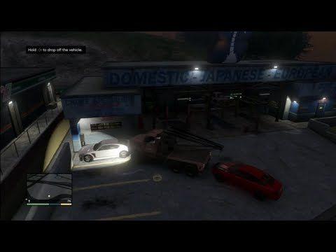 GTA 5 Gameplay Still Pulling Favors Again #4 (Grand Theft Auto 5)