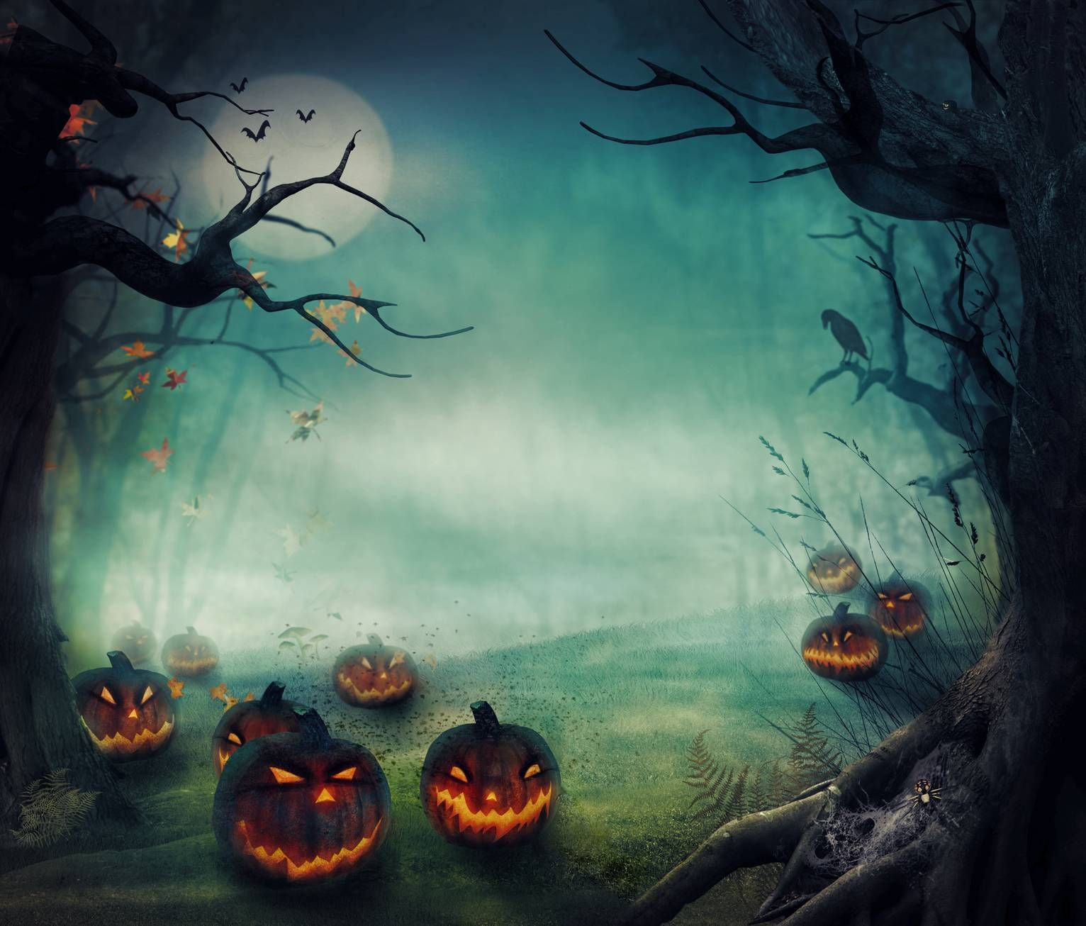 Scary Halloween Horror Halloween Backgrounds Wallpapers