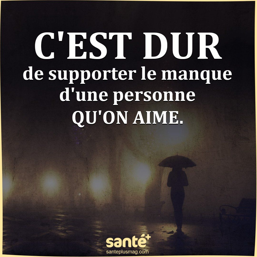 C Est Dur De Supporter Le Manque D Une Personne Qu On Aime Citations Aimer Quelqu Un Citation Souffrance Cute Love Quotes