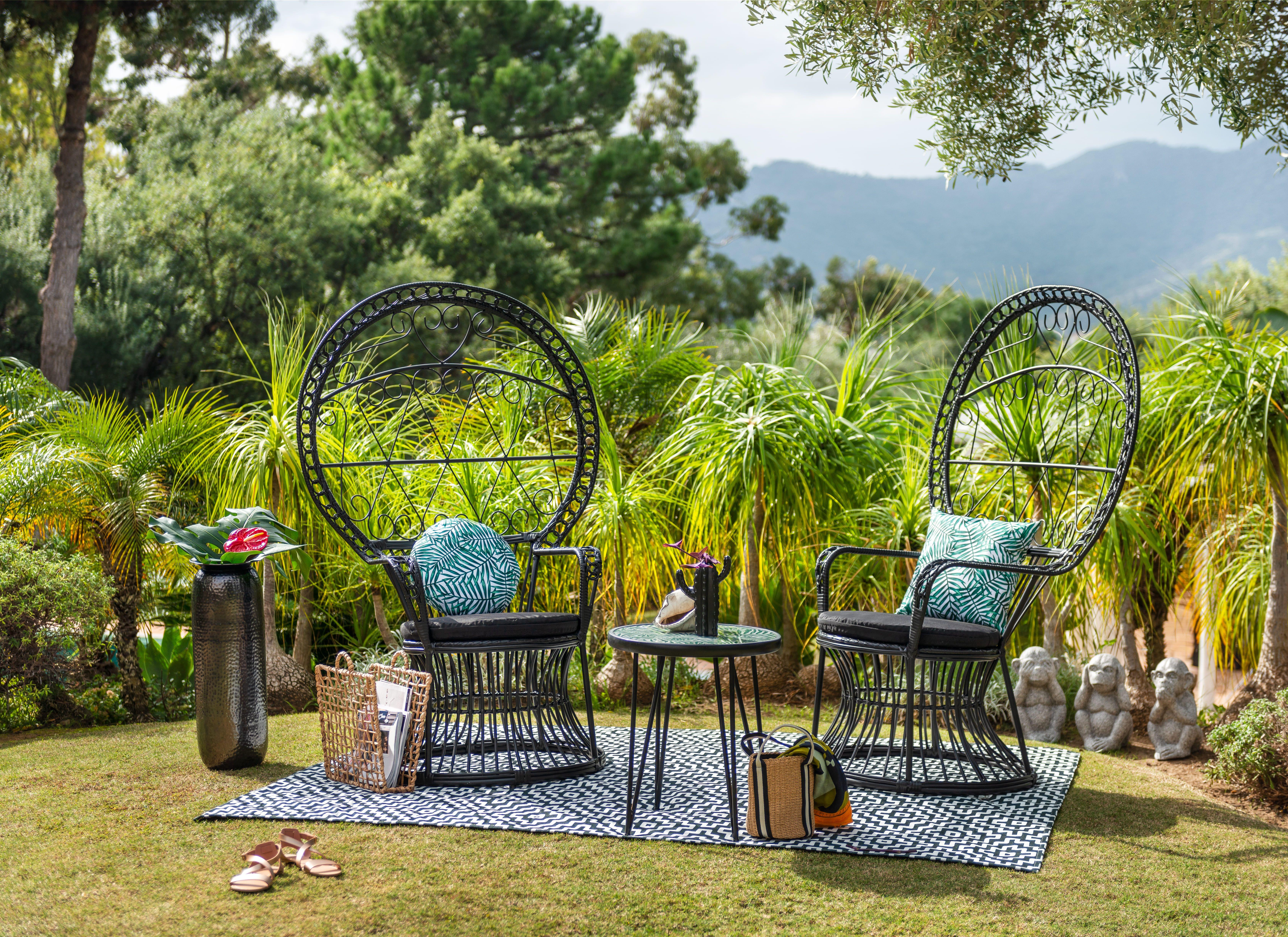 Transat Fauteuil Et Hamac Decoration Jardin Deco Jardin