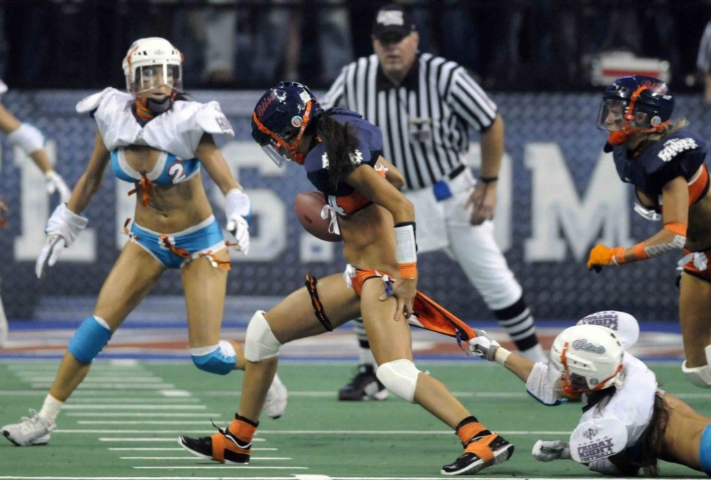 the gallery for gt lingerie football mishaps