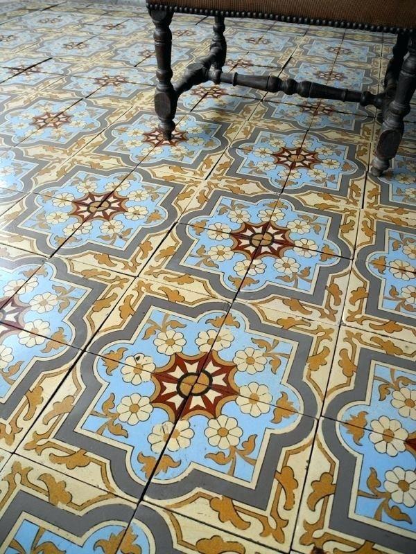 French Floor Tiles Antique French Terracotta Floor Tiles Decor