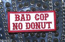 bad cop no