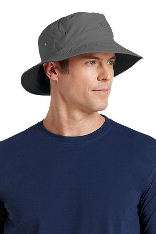 e23b2df0207 Reversible Bucket Hat  Sun Protective Clothing - Coolibar
