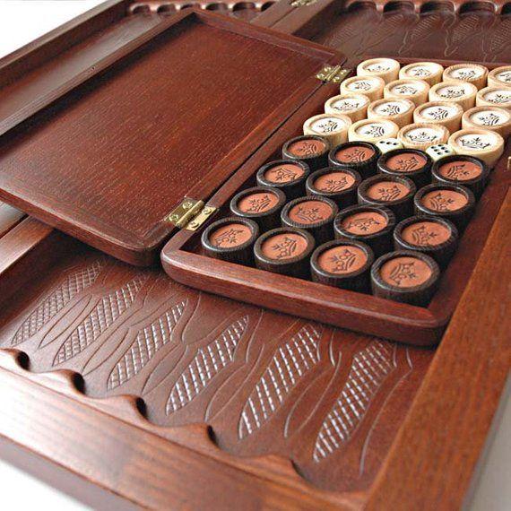 Luxury Backgammon Set 20