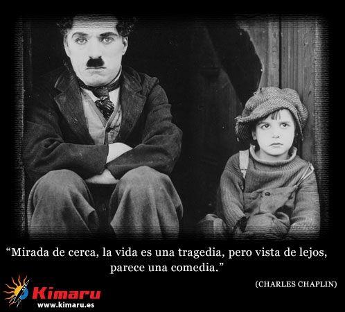Cita Charles Chaplin