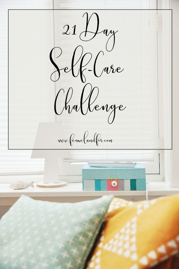 SelfCare Challenge + July CheckIn! Self care