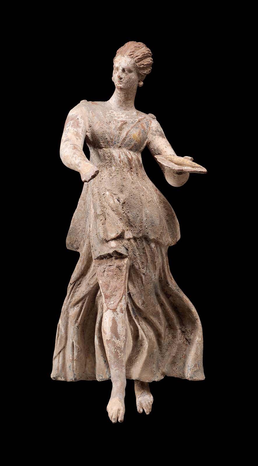 Flying Nike Victory Ancient Greek Sculpture Greek Art Ancient Art