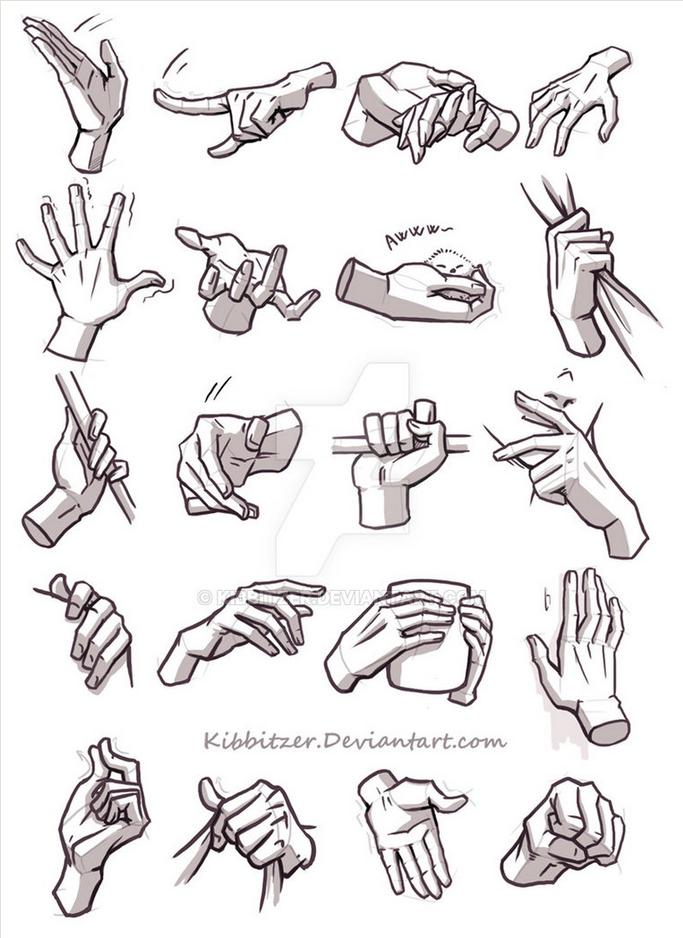 S lection de mod les de main help draw en 2019 - Main en dessin ...
