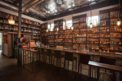 Seattle, Washington - Canon Whiskey and Bitters Emporium Travel - library page