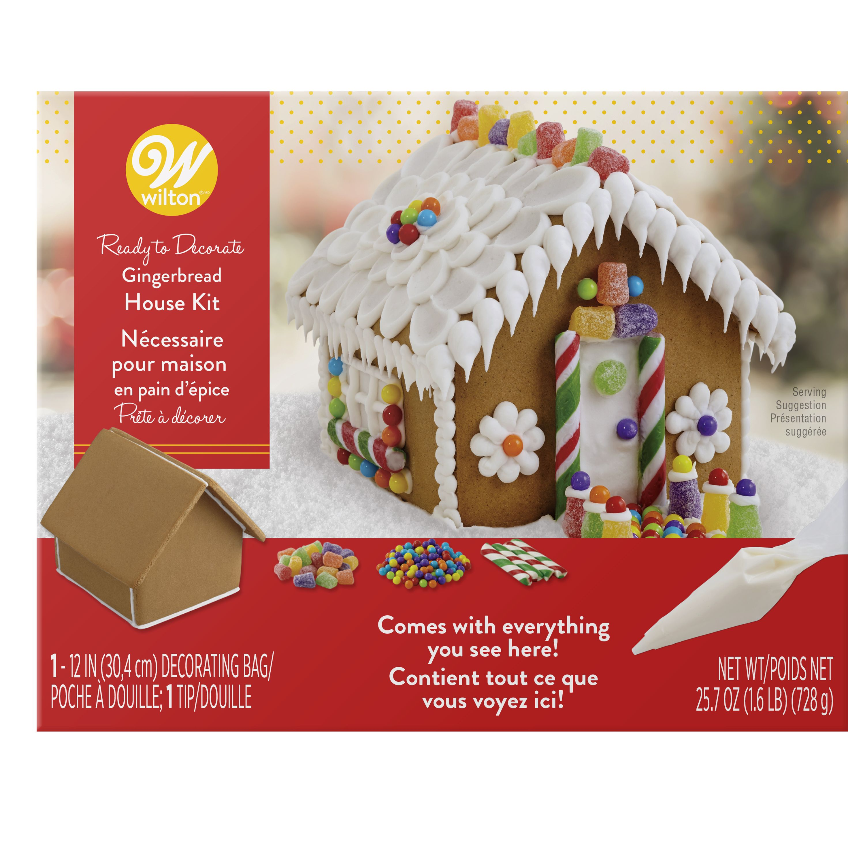 Food Gingerbread House Decorations Gingerbread House Kits